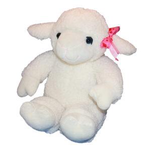 Berefijn knuffeldier Lammy – teddybeer - Teddy Mountain - Lier - schaap - lammetje - build a bear