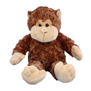 Berefijn knuffeldier Mookey – teddybeer - Teddy Mountain - Lier - aap - build a bear