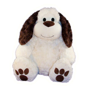 Berefijn knuffeldier Doggie – teddybeer - Teddy Mountain - Lier - hond - build a bear