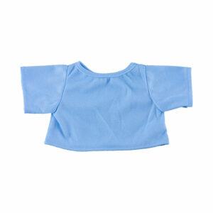 Berefijn - Teddy Mountain - Lier - kleding - t-shirt - blouse - babyblauw - build a bear