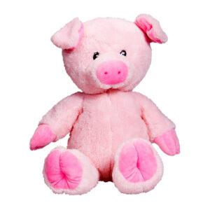Berefijn knuffeldier Knorrie – teddybeer - Teddy Mountain - varken - Lier - build a bear