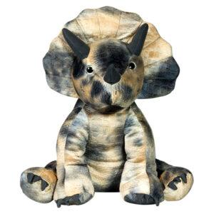 Berefijn knuffeldier Tops – teddybeer - Teddy Mountain - triceratops - dinosaurus - Lier - build a bear