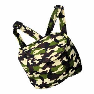 Berefijn - Teddy Mountain - Lier - rugzak - legermotief - backpack - build a bear