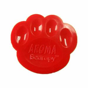 Berefijn - Teddy Mountain - Lier - geur - aromabearapy - aardbei - rood - build a bear