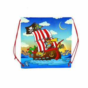 Berefijn - Teddy Mountain - Lier - cadeauzak - verpakking - cadeautje - beren - knuffels - piraten - piratenboot