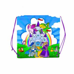 Berefijn - Teddy Mountain - Lier - cadeauzak - verpakking - cadeautje - beren - knuffels - kasteel - ridders - jonkvrouwen - prinsen - prinsessen - draken - eenhoorn - unicorn