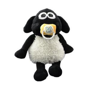Berefijn knuffeldier Timmy – teddybeer - Teddy Mountain - schaap - lammetje - Lier - Shaun the sheep - build a bear