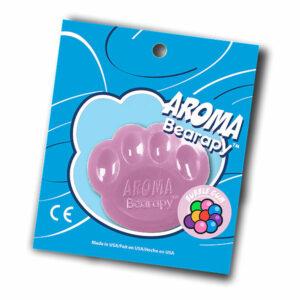 Berefijn - Teddy Mountain - Lier - geur - aromabearapy - bubbelgum - kauwgom - roze - snoep - build a bear