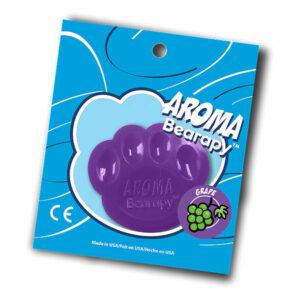 Berefijn - Teddy Mountain - Lier - geur - aromabearapy - paars - druiven - snoep - build a bear