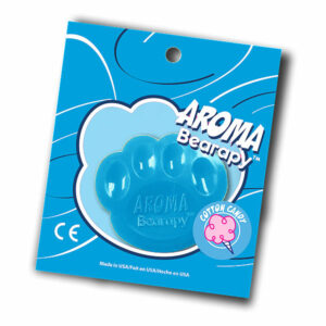 Berefijn - Teddy Mountain - Lier - geur - aromabearapy - suikerspin - blauw - snoep - build a bear