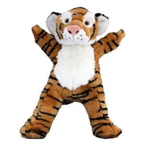Berefijn knuffeldier Bennie – teddybeer - Teddy Mountain - tijger- Lier - build a bear