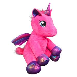Berefijn knuffeldier Nova – teddybeer - Teddy Mountain - Lier - eenhoorn - unicorn - build a bear
