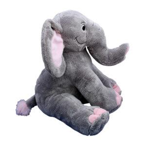 Berefijn knuffeldier Oli – teddybeer - Teddy Mountain - Lier - olifant - build a bear