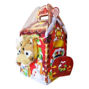 Berefijn - Teddy Mountain - Lier - cadeaudoos - verpakking - cadeautje - beren - Kerstmis - Kerstman - Kersthuis