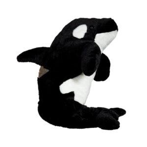 Berefijn knuffeldier orco – teddybeer - Teddy Mountain - build a bear - Lier - orca - vis - walvis - Free Willy