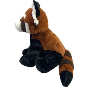 Berefijn knuffeldier paddy – build a bear - teddybeer - Teddy Mountain - Lier - rode panda - pandabeer