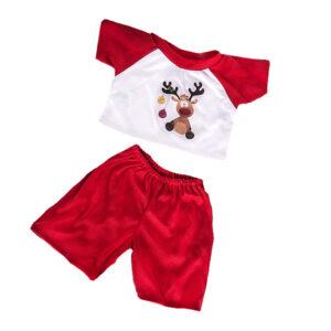 Berefijn - Teddy Mountain - build a bear - Lier - Kerstmis - Kerstman - Rendier - rudolf - kerstballen