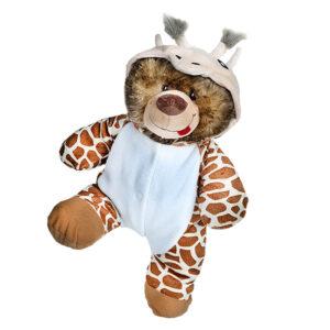 Berefijn - Teddy Mountain - build a bear - Lier - onesie - dierenpak - pyjama