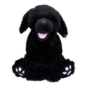 Berefijn knuffeldier Happy – teddybeer - Teddy Mountain - Lier - hond - Golden Retriever - build a bear - labrador