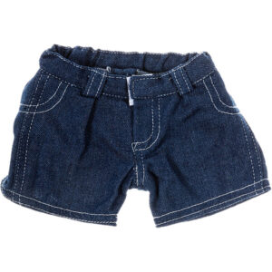 Berefijn - Teddy Mountain - Lier - jeans broek - short - kleding - build a bear