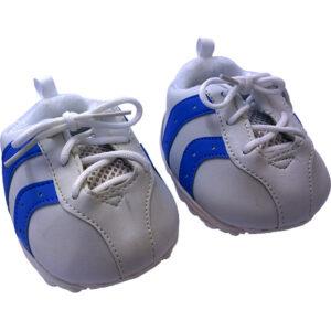 Berefijn - Teddy Mountain - Lier - schoenen - sneaker - sportschoen - veters - build a bear - tennisschoen - voetbal