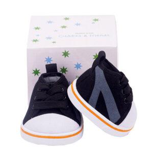 Berefijn - Teddy Mountain - Lier - schoenen - sneaker - sportschoen - all star - veters - build a bear - Cuddles & Friends