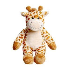 Berefijn knuffeldier Gee-Raffa – teddybeer - Teddy Mountain - Lier - build a bear - cuddles & friends - knuffelbeer - giraf