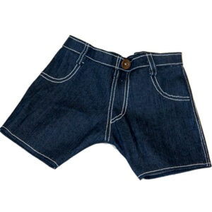 Berefijn - Teddy Mountain - Lier - jeans broek - lange broek - kleding - build a bear - cuddles & friends - poppenkleren