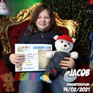 Berefijn knuffeldier Glowy – teddybeer - Teddy Mountain - Lier - build a bear - Cuddles & Friends - lichtgevende knuffel - boer
