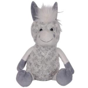 Berefijn knuffeldier Donkey – teddybeer - Teddy Mountain - Lier - build a bear - Cuddles & Friends - ezel - zelf knuffel maken