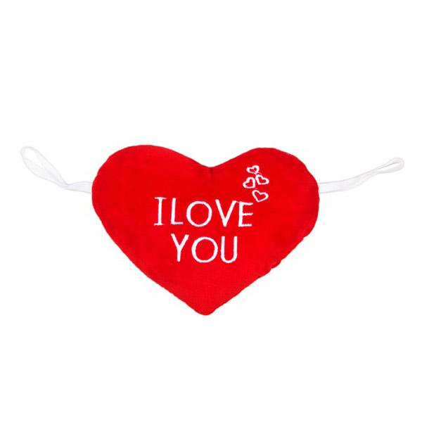 Kussentje I Love You