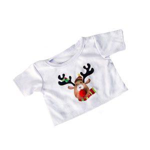 Berefijn - Teddy Mountain - build a bear workshop - Lier - Kerstmis - Kerstman - Rendier - Rudolph - maak je eigen knuffelbeer