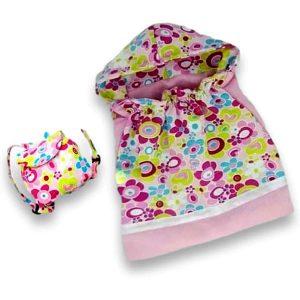 Berefijn - Teddy Mountain - Lier - slaapzak - knuffelbeer - build a bear workshop - rugzak - bloemen - flowers - slapen