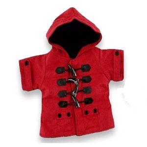 Berefijn - Lier - jas - laarzen - kleding - hoed - build a bear workshop - raincoat - paddington - duffelcoat