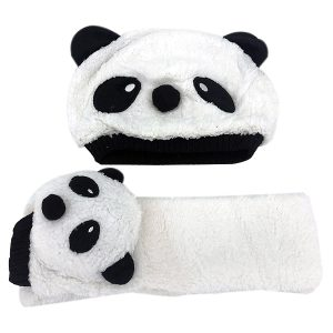 Berefijn - Teddy Mountain - build a bear - Lier - Kerstmis - Kerstman - Kerstmuts - Panda - sjaal - kerstboom